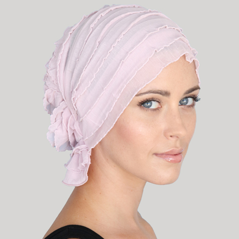 Head coverings for chemo Chemo Hats in many colours Women/'s Chemo Headwear sized Hats for Cancer Patients blue Beanie Hat