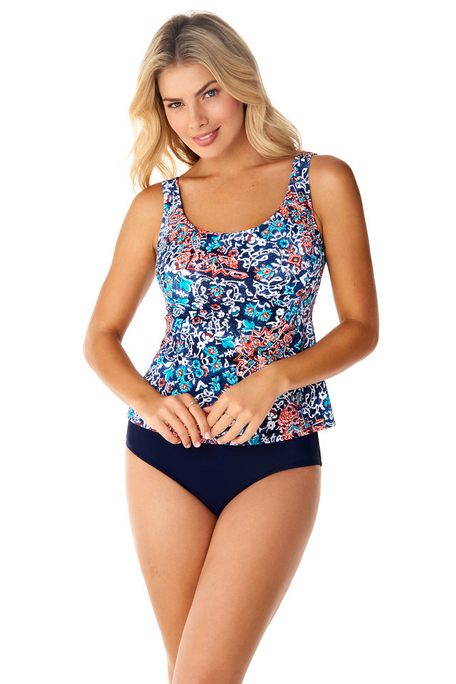 Tankini Swim Tops